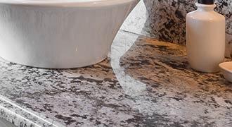 Bathroom vanities by Flooring USA in Stuart, FL