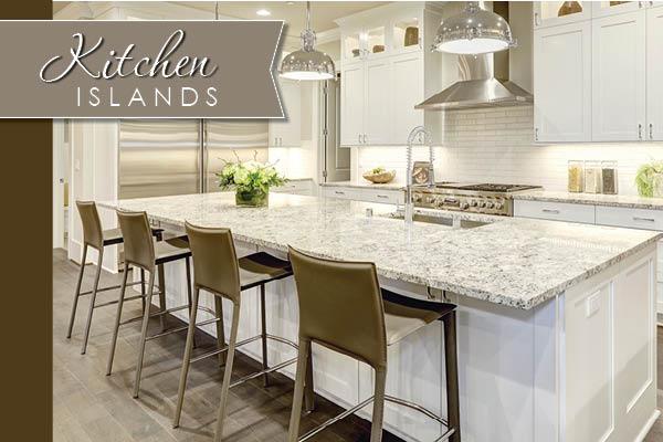 Kitchen Islands at Flooring USA in Stuart