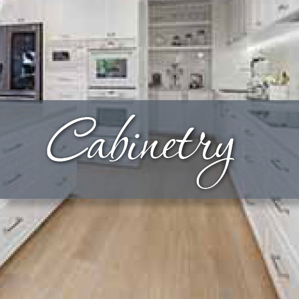 Cabinetry at Flooring USA in Stuart