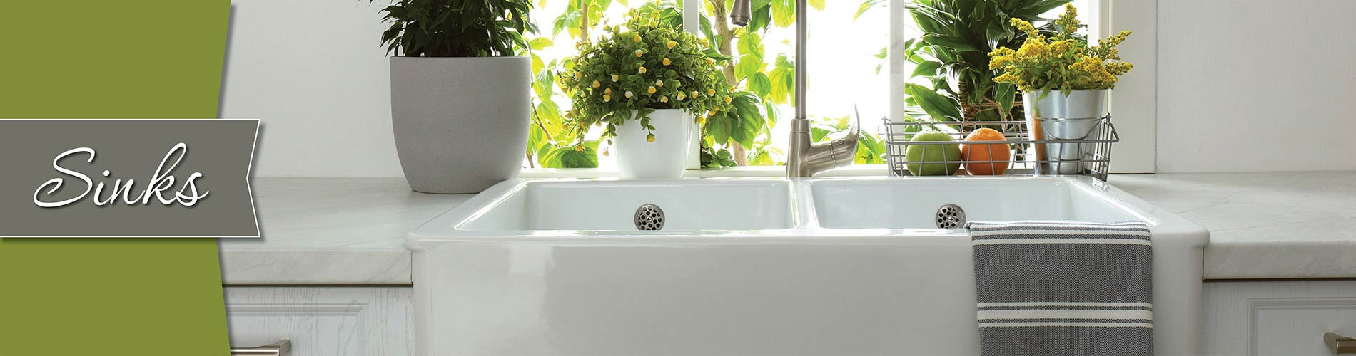Great prices on new sinks at Flooring USA in Stuart