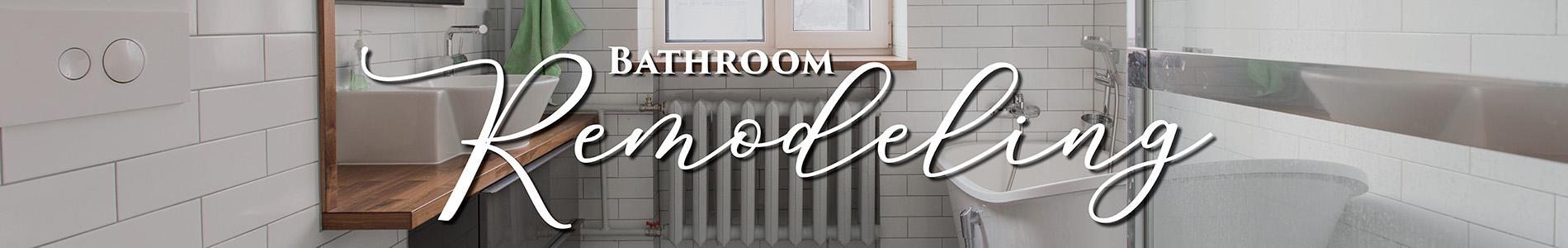Bathroom remodeling at Flooring USA