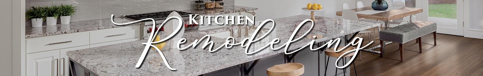 Kitchen remodeling at Flooring USA