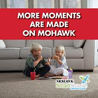 Mohawk SmartStrand. More moments are made on Mohawk
